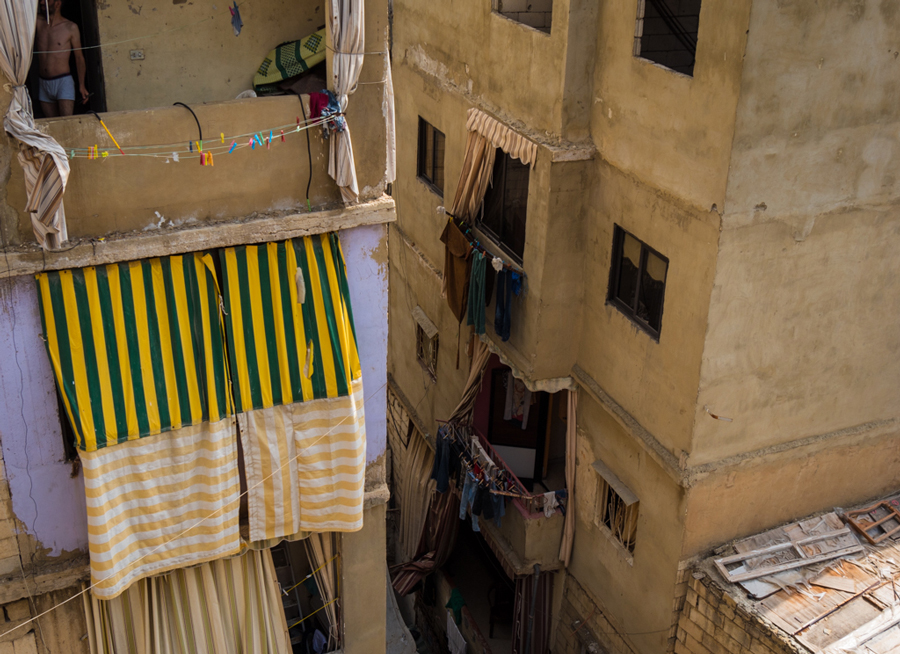 The Shatila refugee camp in Beirut is an epicentre of statelessness in the Middle East.