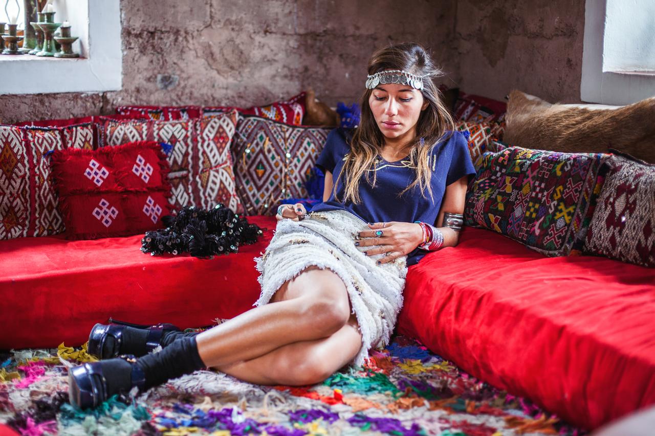 Bakchic's Morocco Vintage
