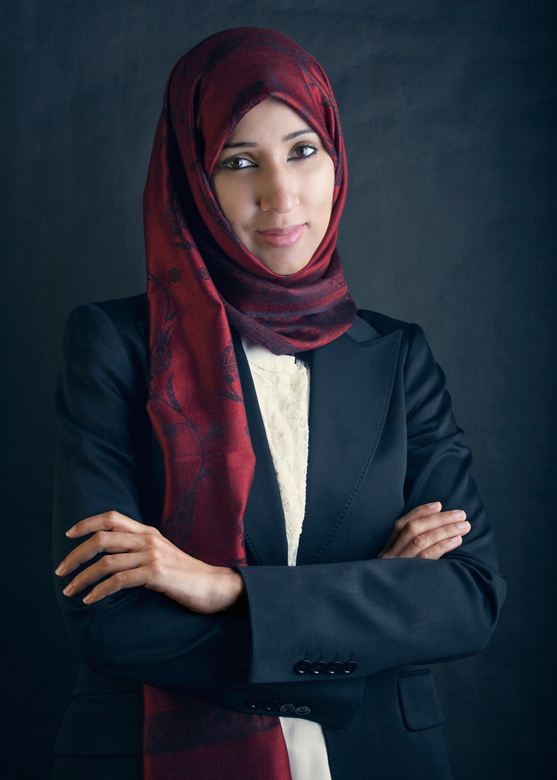 Manal al-Sharif is one of those who challenged Saudi Arabia's prohibition on driving by women.