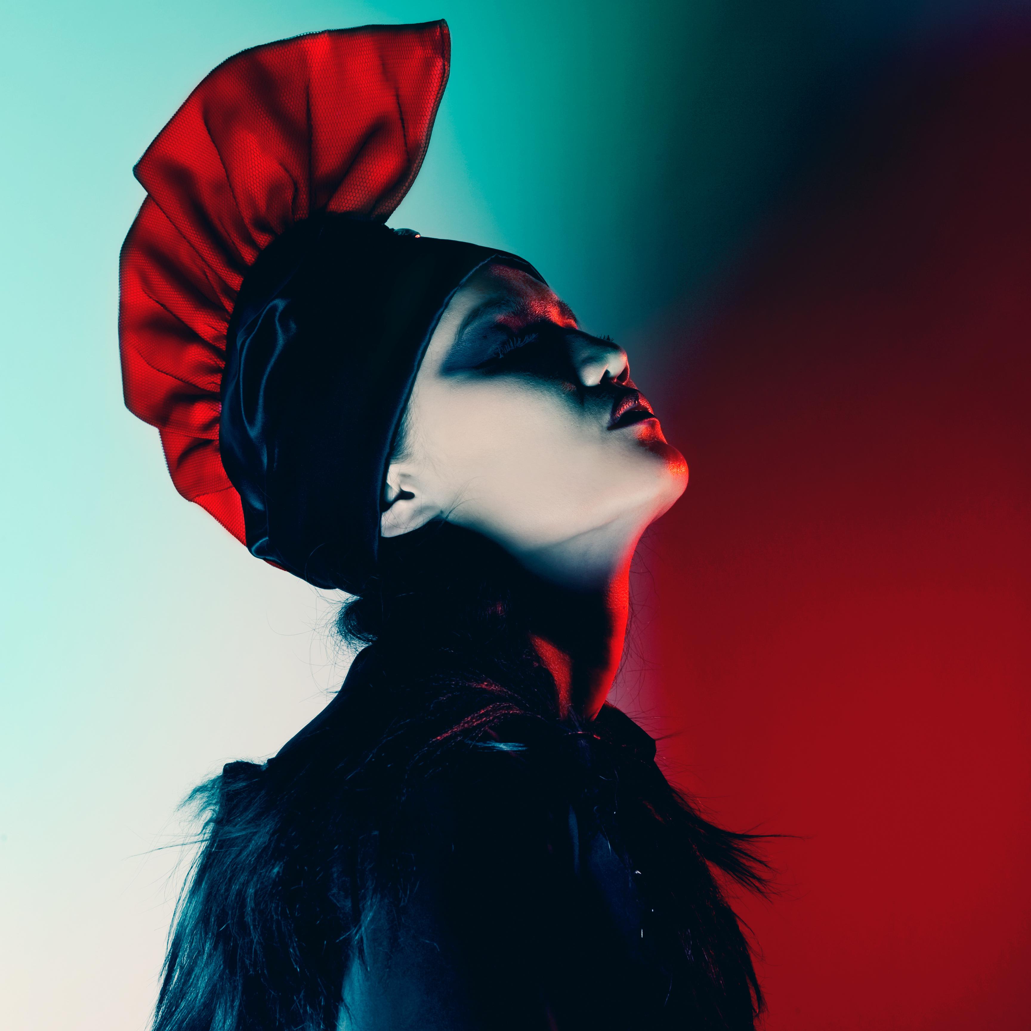 Red Punk by Kulood Thani