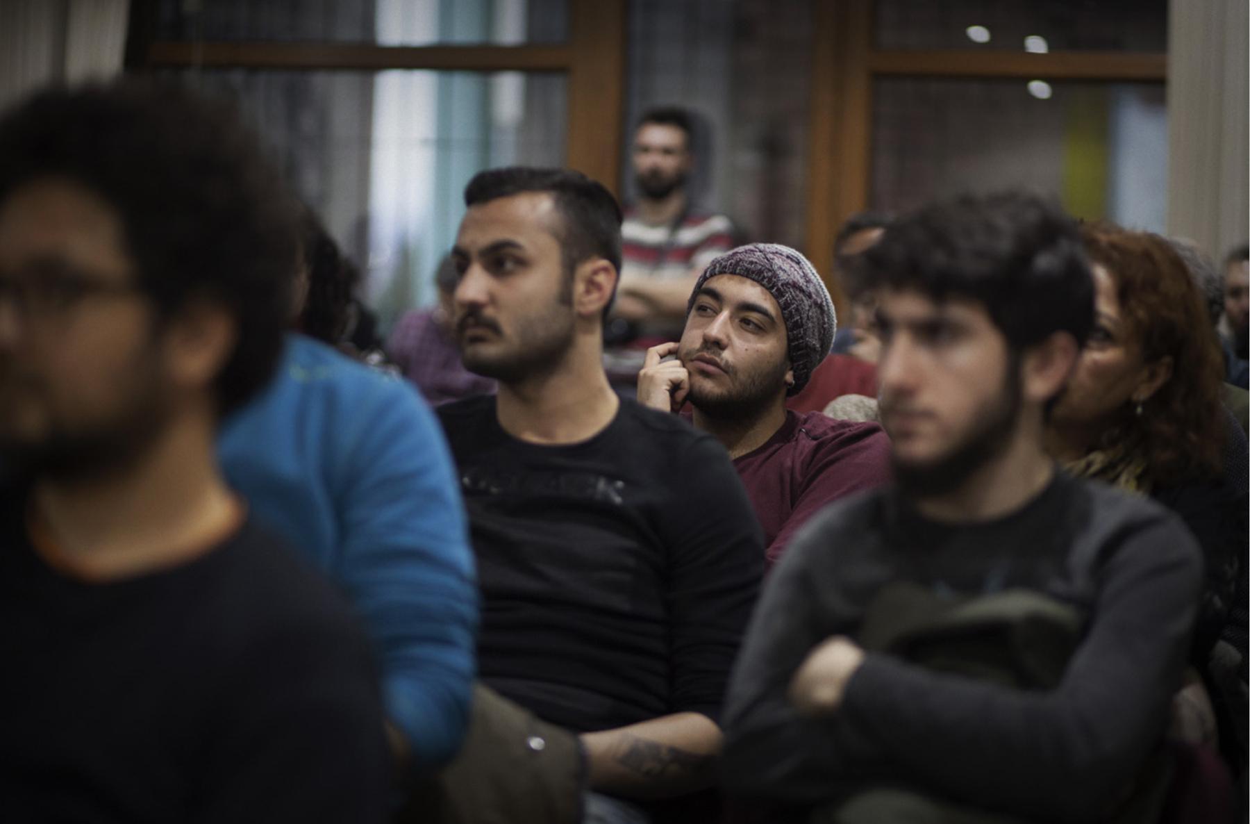 A weekly seminar held by academics dismissed from the  dismissed from the University of Kocaeli.