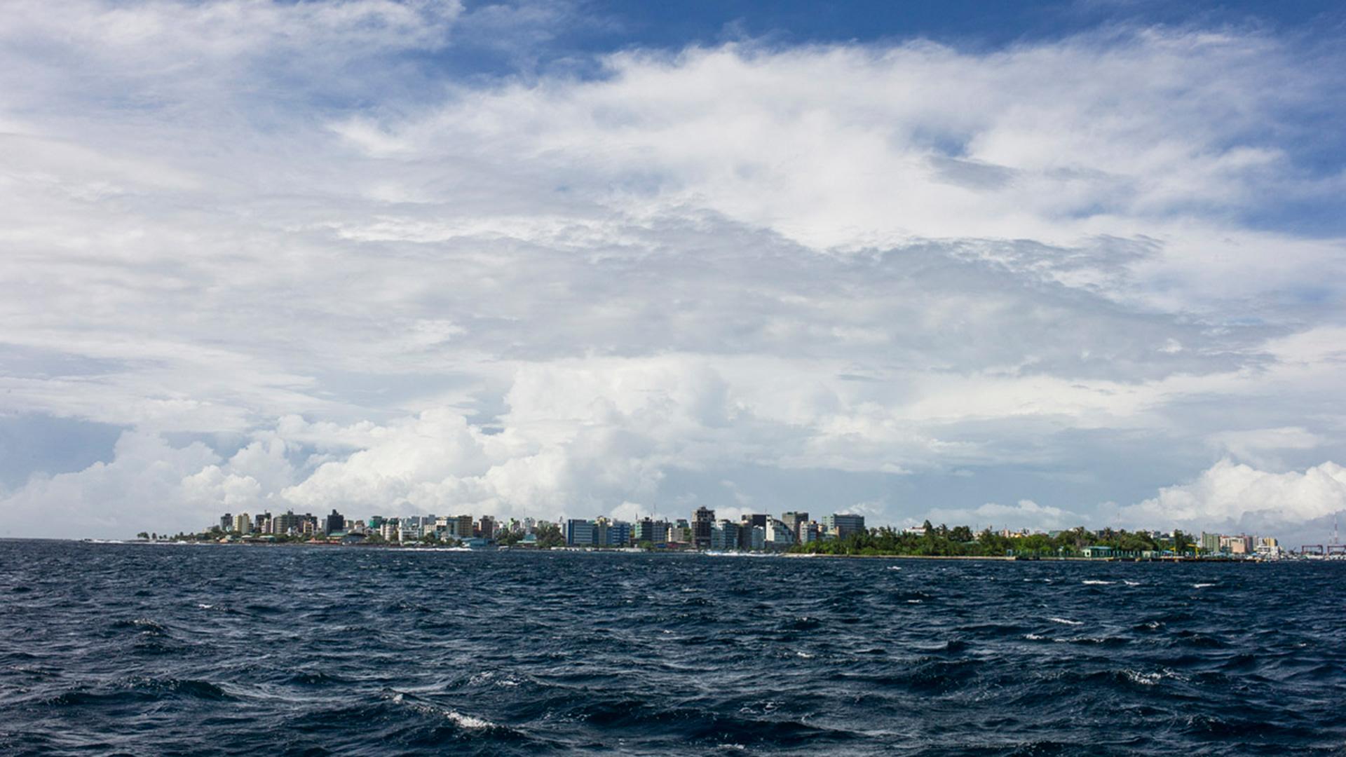 The Maldive Islands