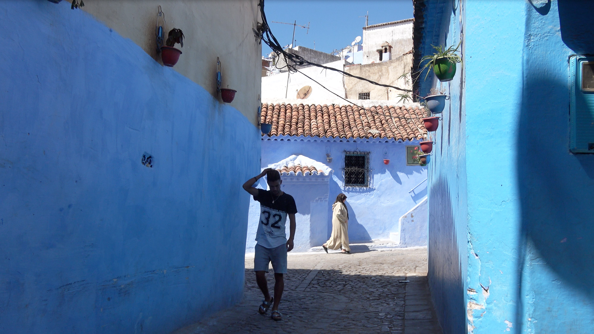 The picturesque town of Chefchaouen is the main attraction for tourists. Rural tourism operators want more visitors to set foot outside the town.