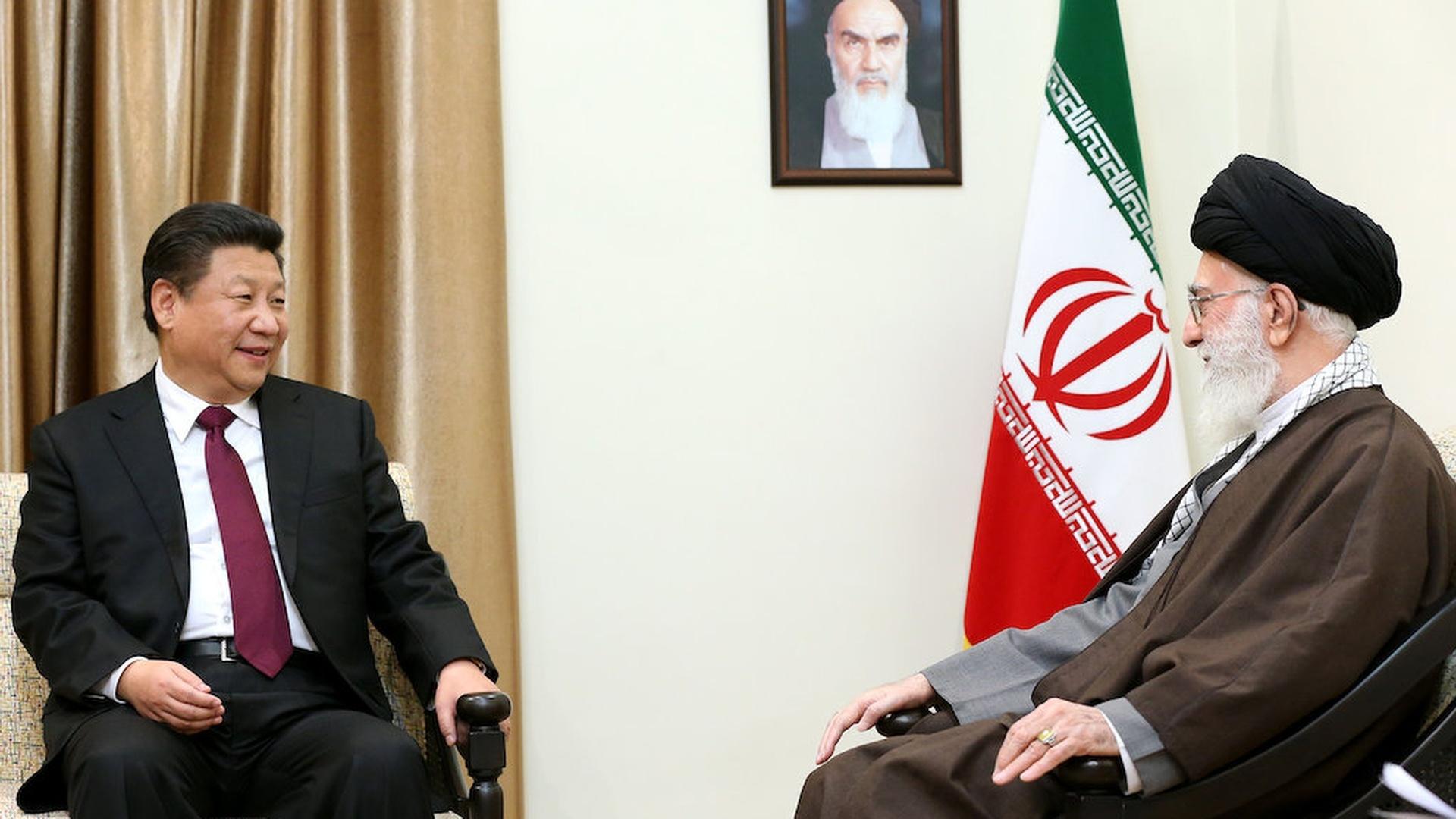 The new Iran-China Deal