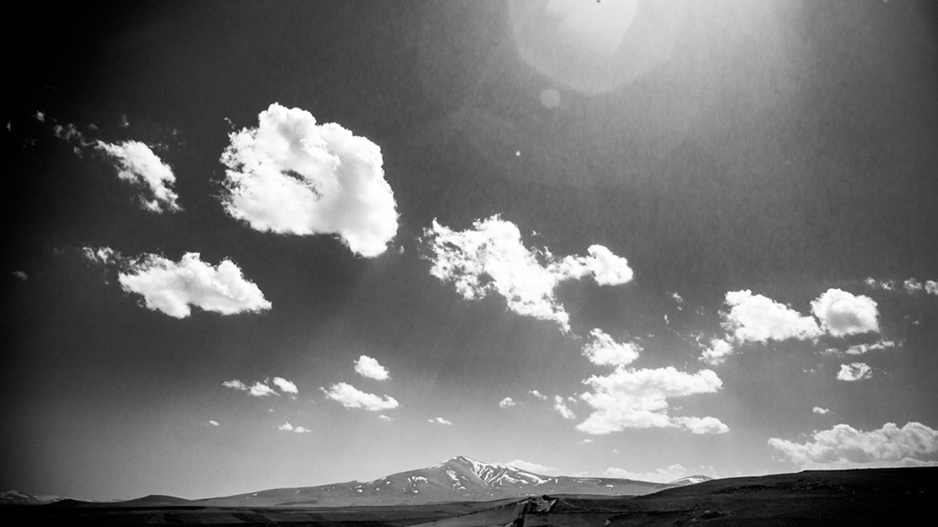 Clouds in the Armenian sky