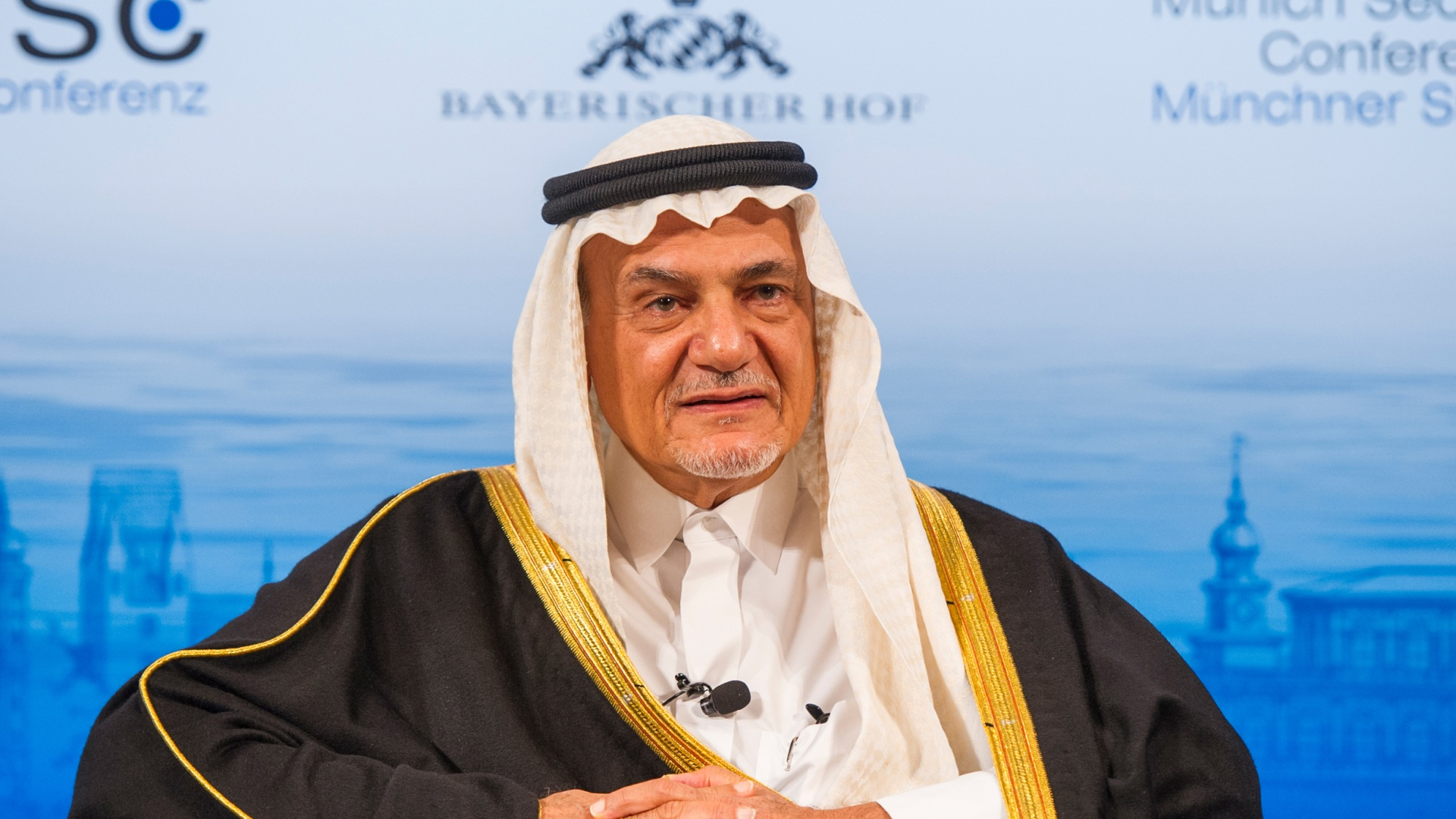 Interview with former Saudi intelligence chief Prince Turki al-Faisal