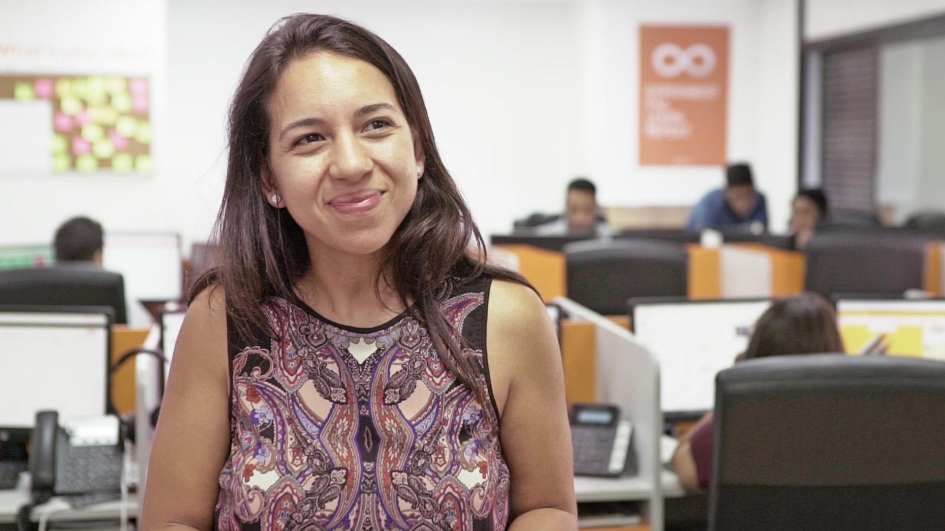 Niama El Bassunie, the CEO of WaystoCap, says she encourages entrepreneurs in Morocco to consider business ideas that can help resolve paint points across the African continent.