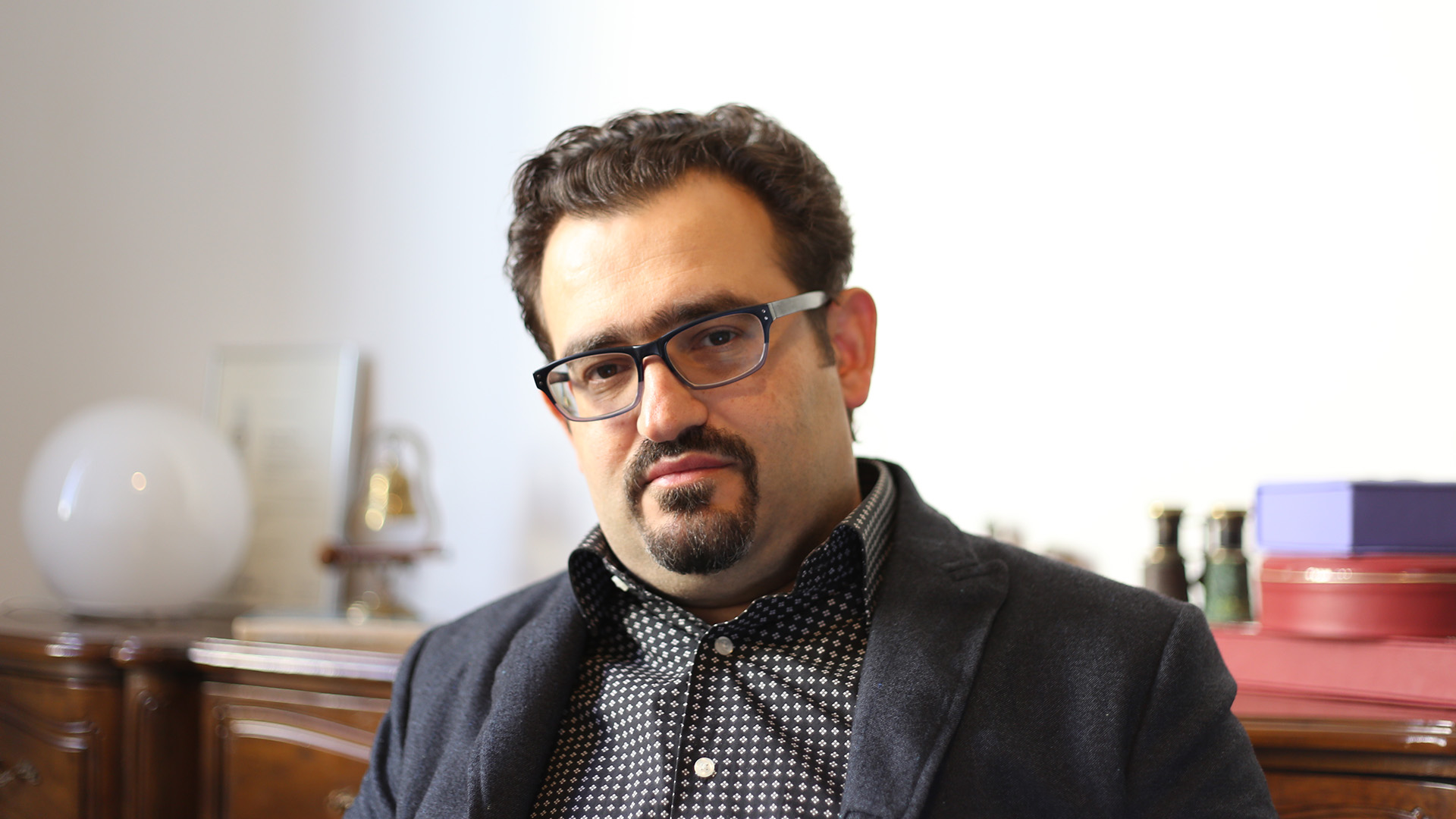 Interview with Naseef Naeem on constitutions in the Arab world