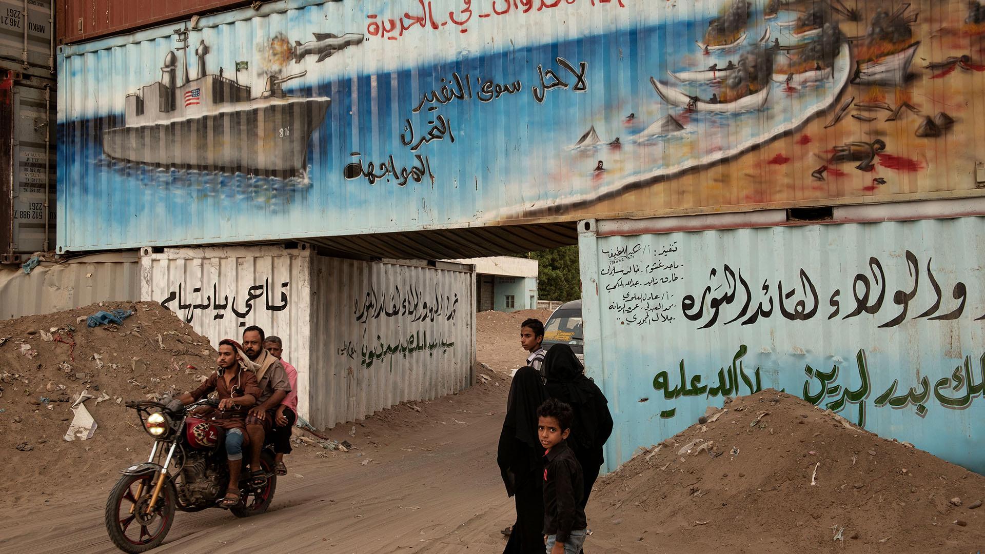 Saudi Arabia and the War in Yemen