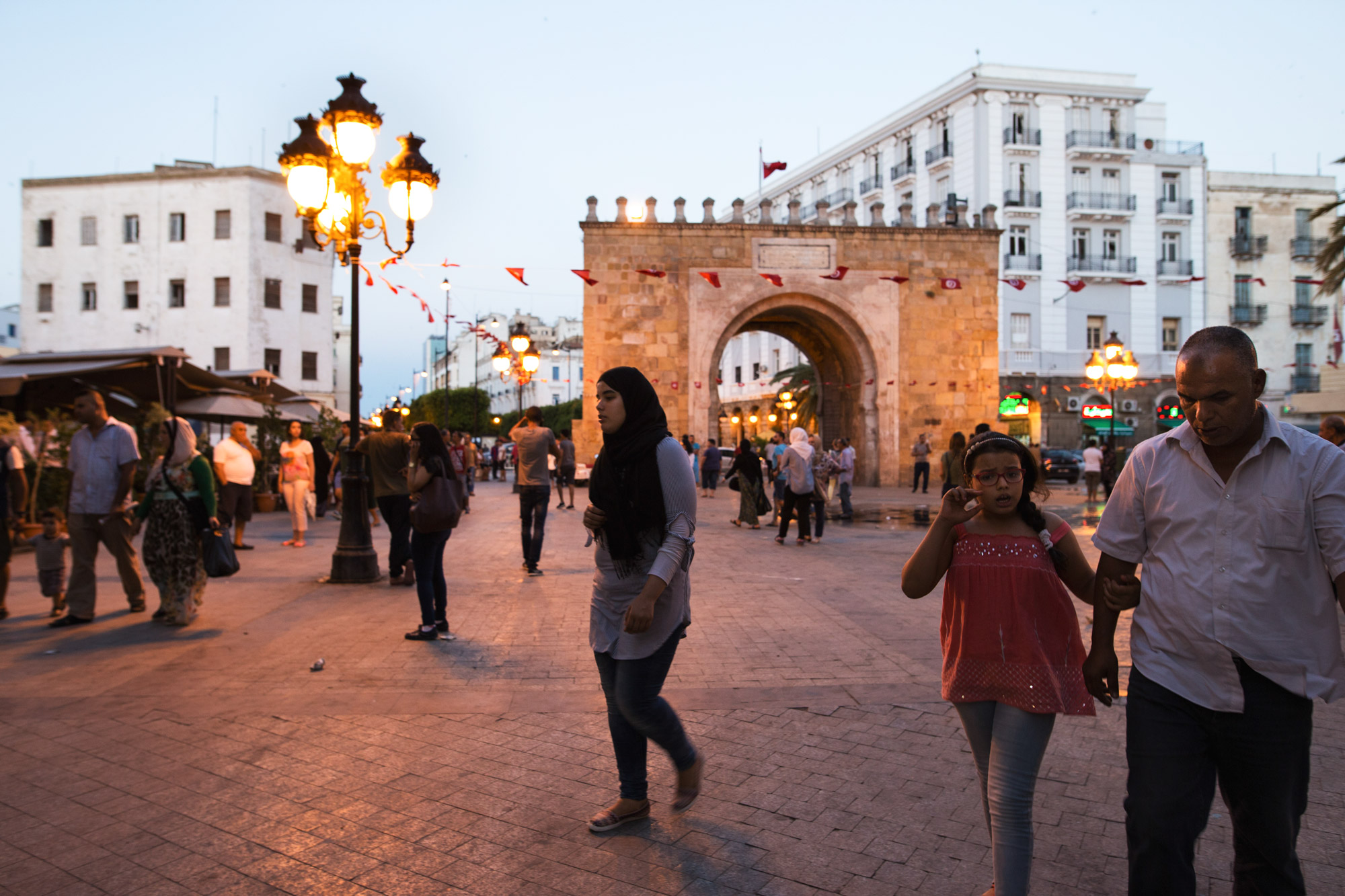 Tunisia has struggled with corruption since the revolution in 2011.